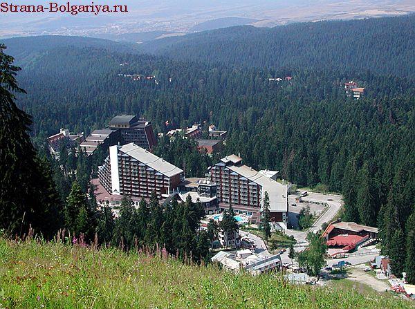 Курорт Боровец