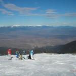 Горные лыжи в Банско