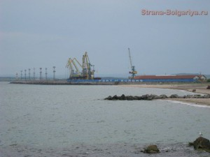 Порт Бургас