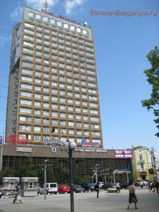 Гостиница Бургас