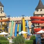 Cамый крупный аквапарк Болгарии – «Aqua Paradise», Несебр