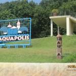 Аквапарк «Акваполис» на курорте Золотые пески