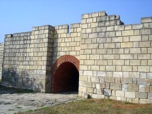 Крепость Плиска