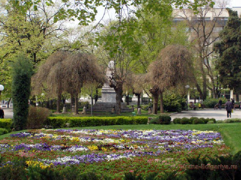 Стара Загора - красивый город