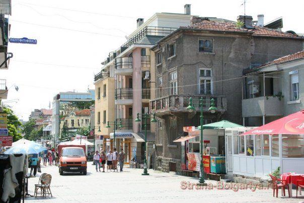 Улица Алеко Богороди