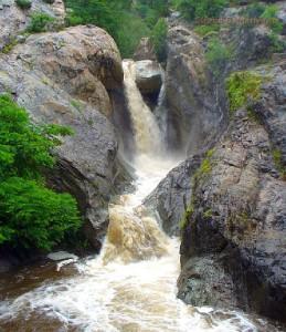 Карловский водопад - Сучурум