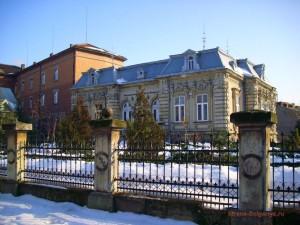 Архитектура Русе