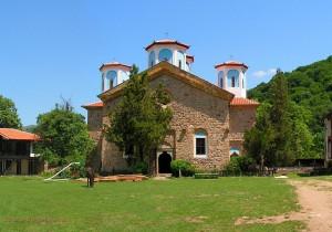 Етропольский монастырь