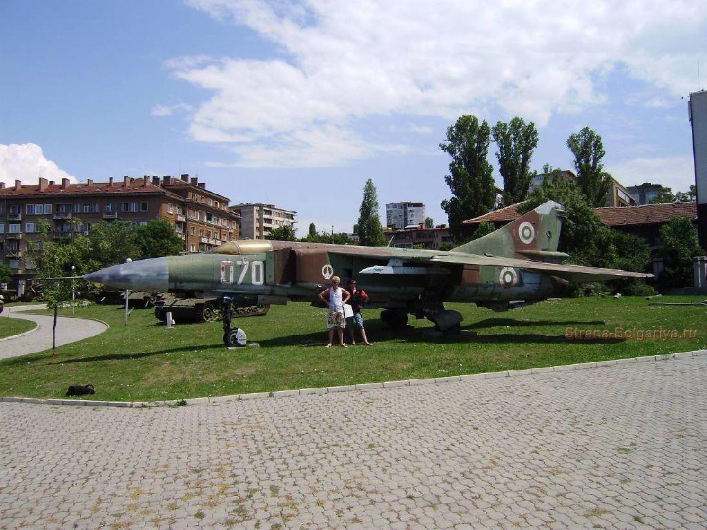 Музей военной истории в Софии