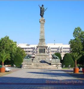 Памятник свободы Русе