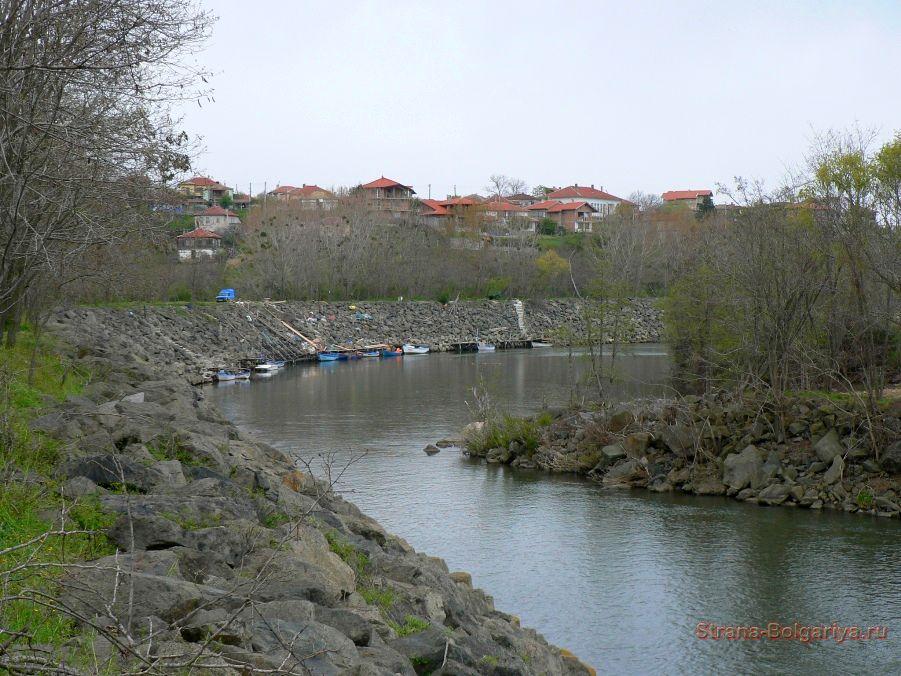 Река Резовская