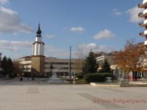 Часовая башня Ботев