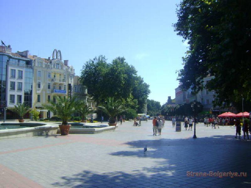 Варна красивый город