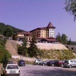 Велинград — SPA-курорт в горах