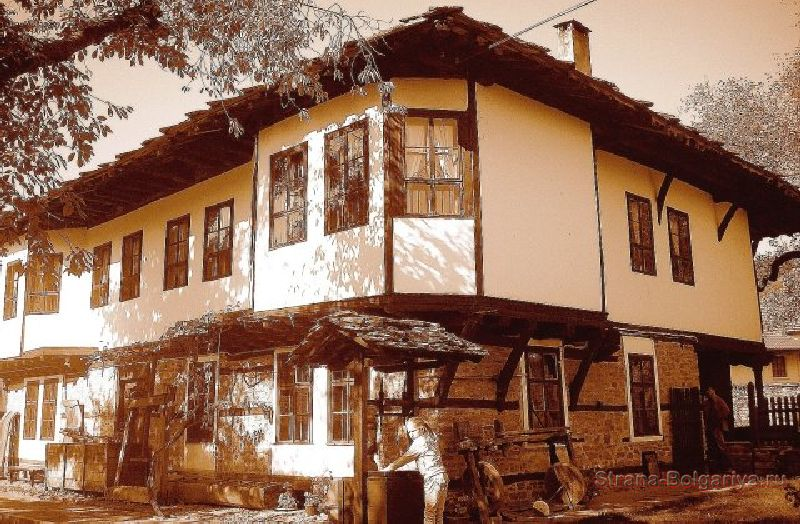 Дом Даскаловых