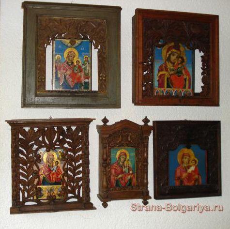 Музей резьбы и иконописи Трявна
