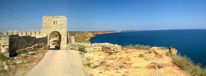 Крепость Мыс Калиакра