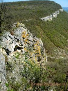 Пейзаж Шуменского плато