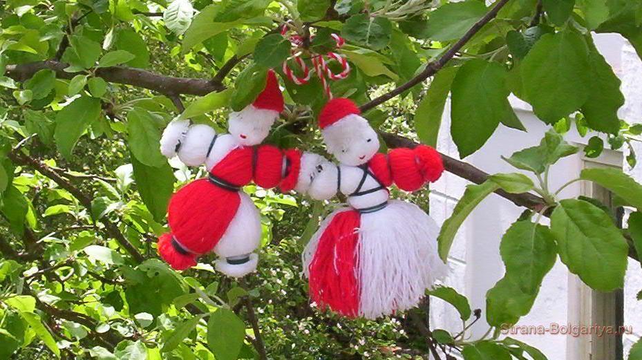 Куклы Мартеницы