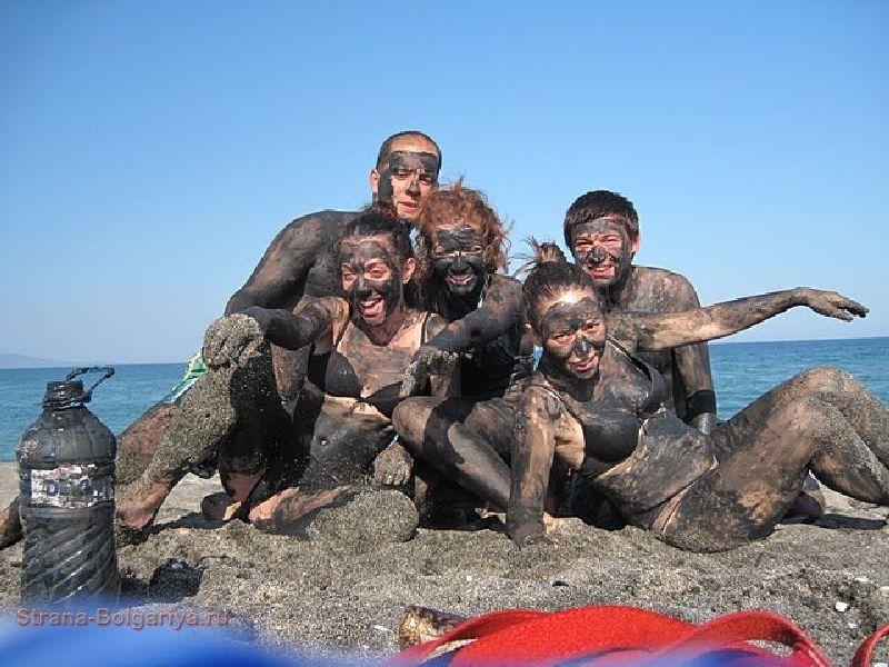 Лечебная грязь в Поморие