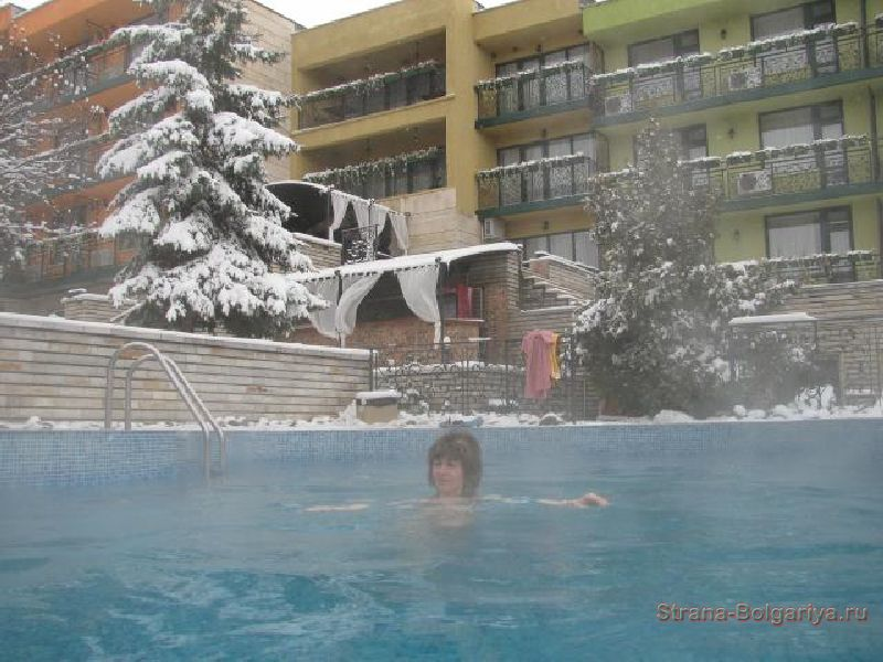 Оздоровительный отдых в Болгарии