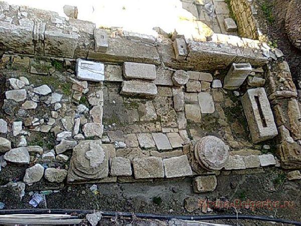 Руины храма Кибелы