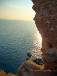 Закат на мысе Калиакра