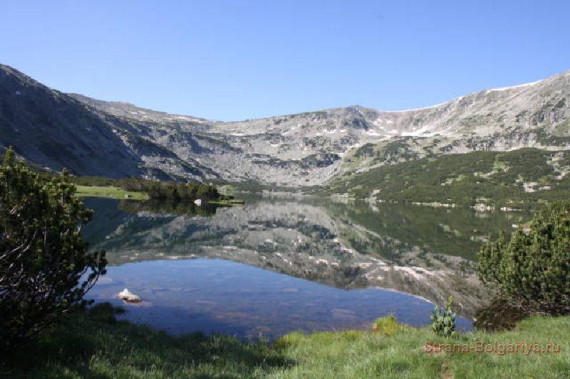Смрадливое озеро