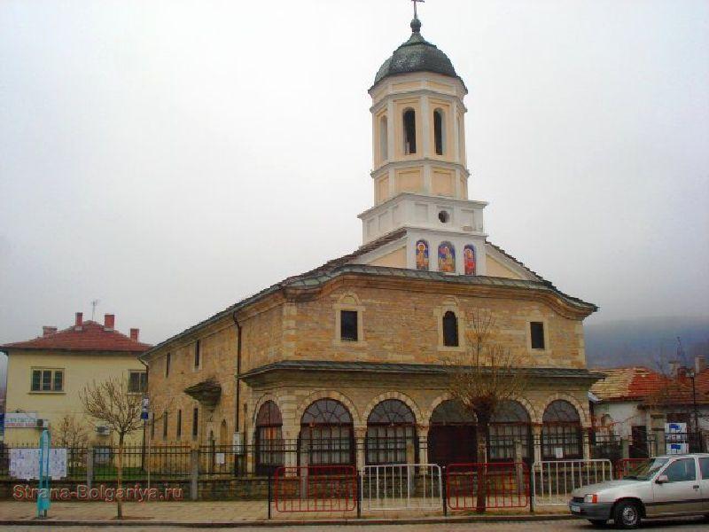 Трявна Церковь Святого Георгия Победоносца