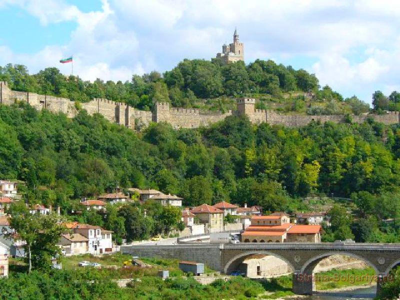 Велико Тырново крепость Царевец