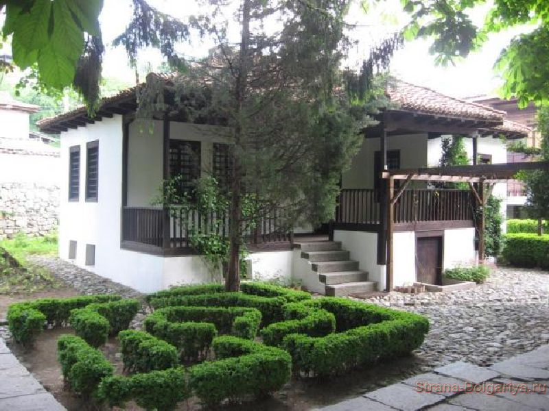 Дом – музей Христо Ботева в Калофере