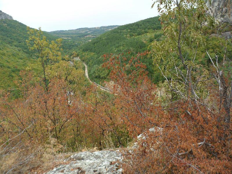 Окрестности села Боженци