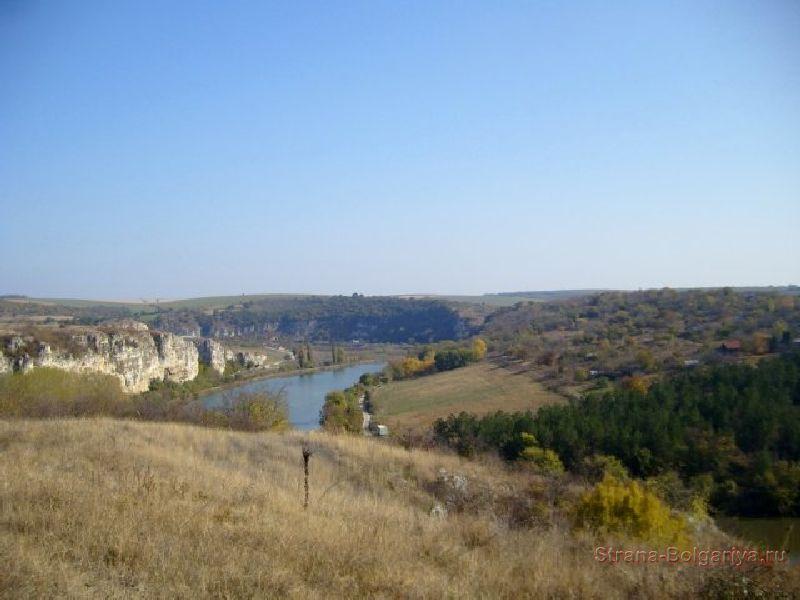 Река Русенский лом