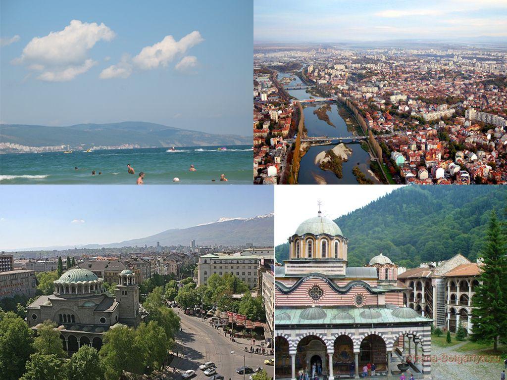 Двухдневная поездка по маршруту Солнечный Берег – Пловдив – София – Рильский монастырь