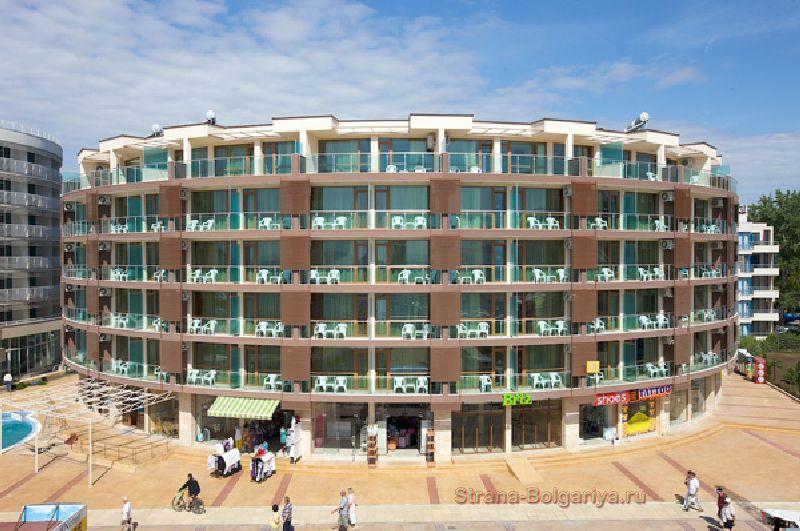 Отзыв о курорте Солнечный берег и отеле Морской бриз (Sea Breeze)