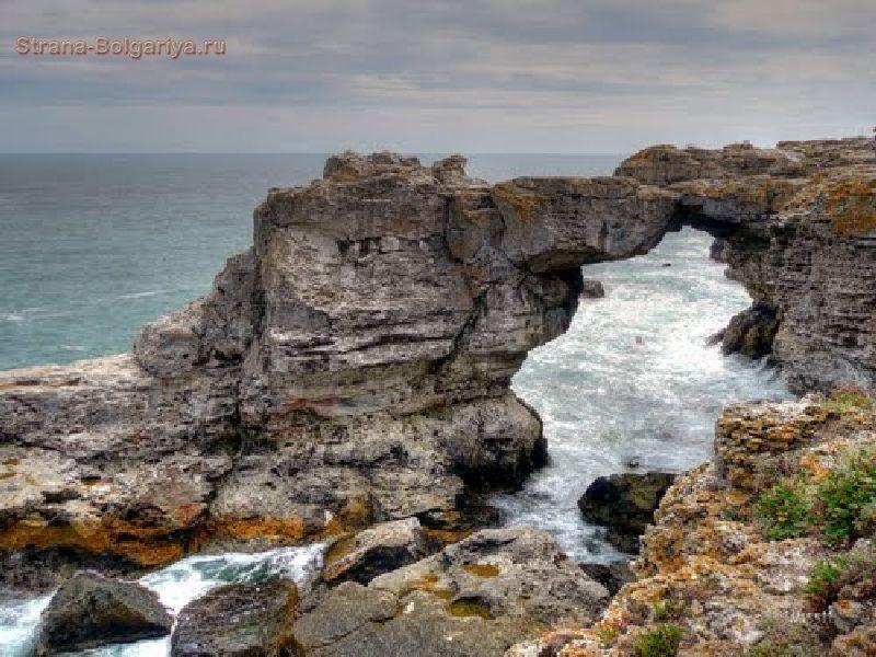 Скальный мост