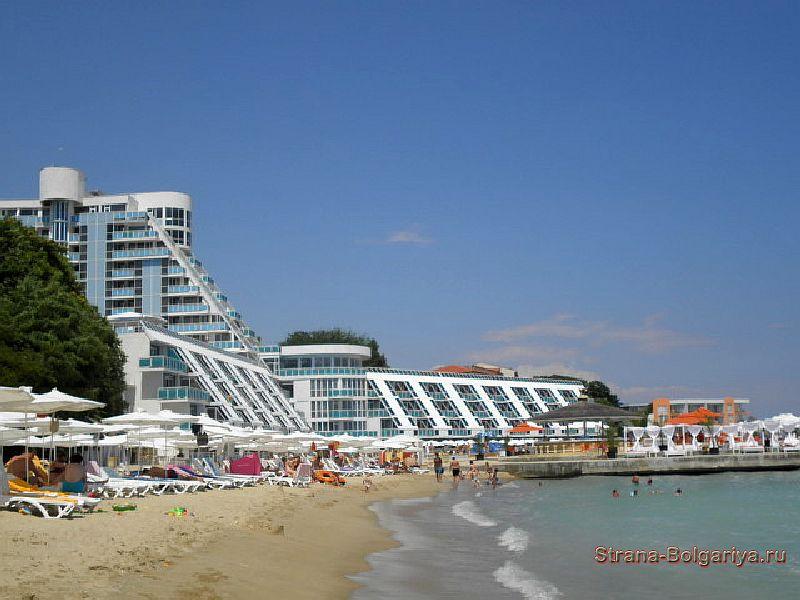 Отель Рубин, курорт Святые Константин и Елена