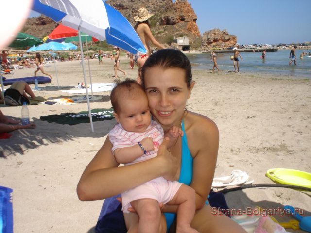 Едем в Болгарию с ребёнком