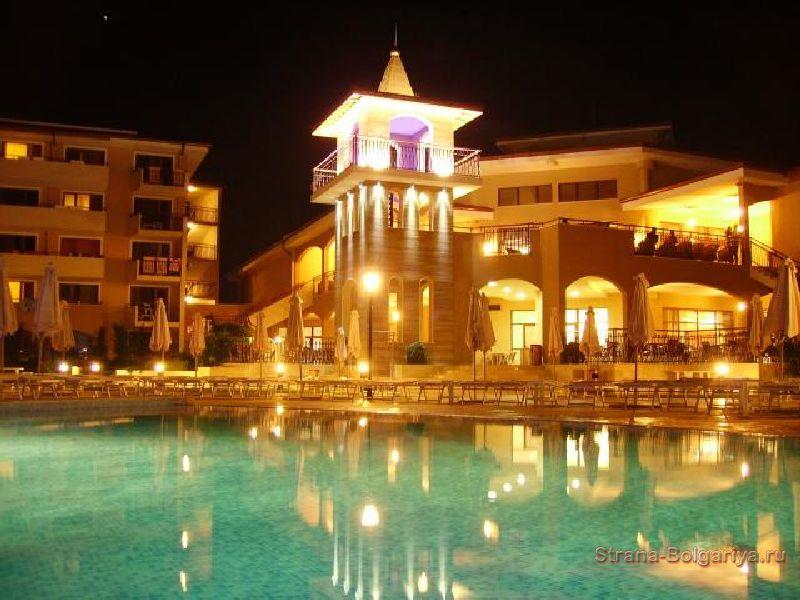 Отель Мирамар на курорте Обзор