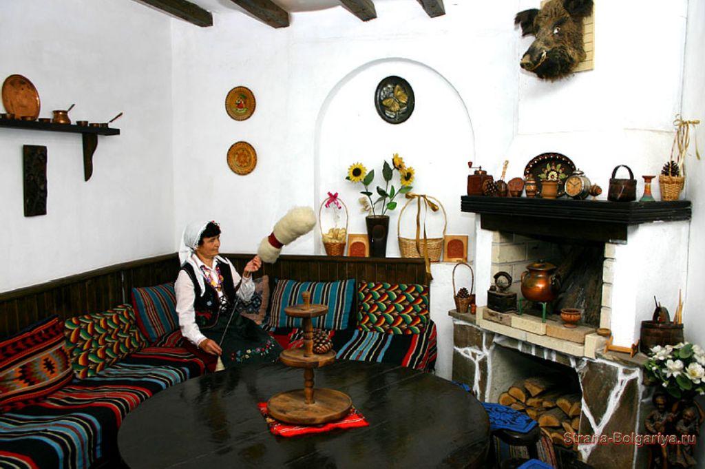 Ремёсла деревни Бата