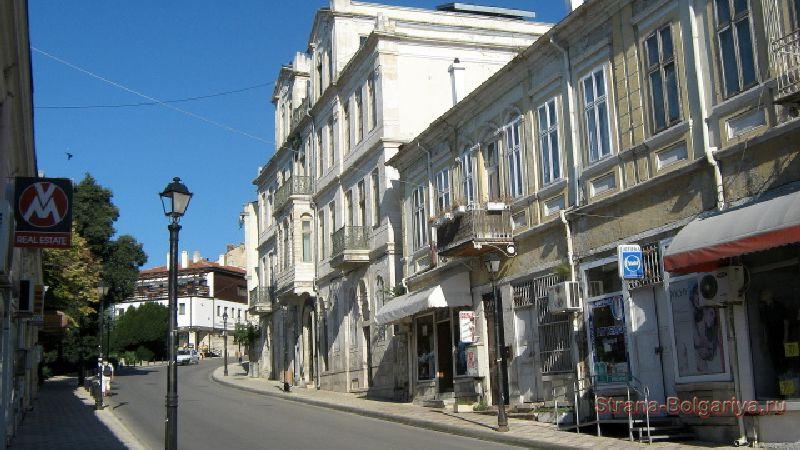 Улицы Балчика