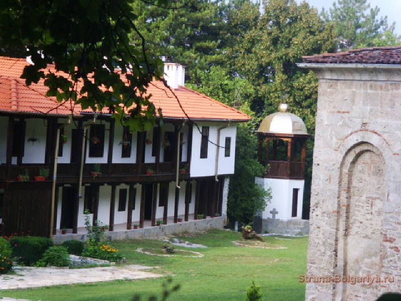 Земенский монастырь. Болгария