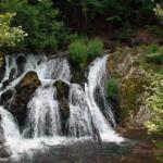 Водопад Докузак – вода девяти источников