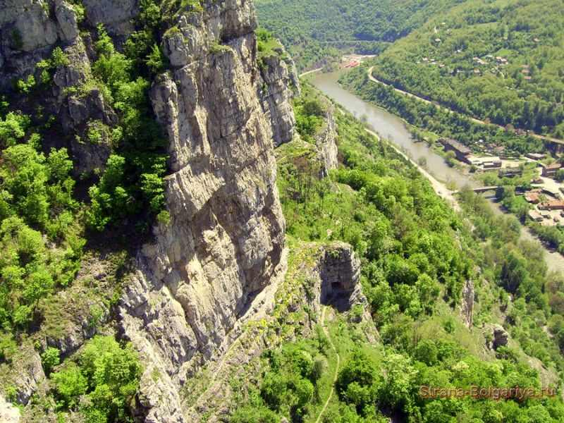 Искырское ущелье, община Своге