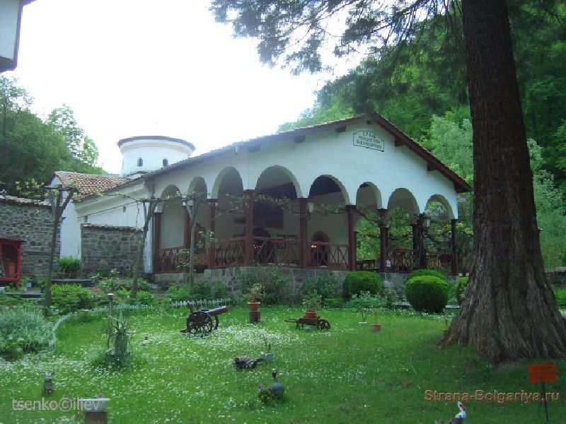 Монастырь Рождества Богородицы (Семь Престолов)