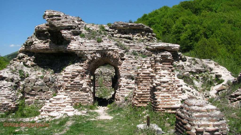 Траяновы ворота Костенец