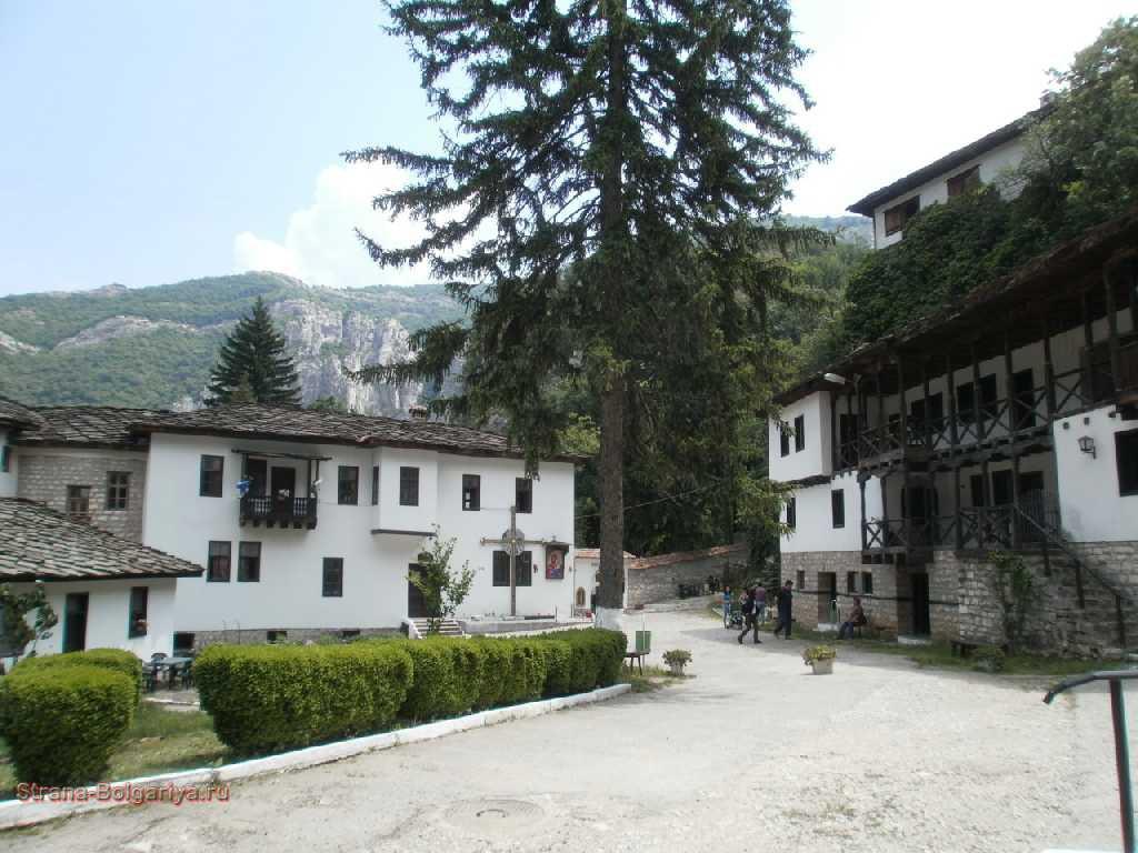 Черепишкий монастырь