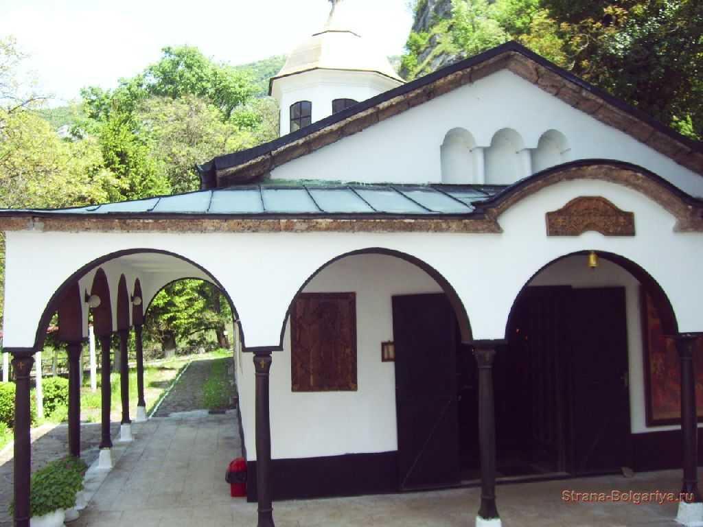 Черепишкий монастырь-2