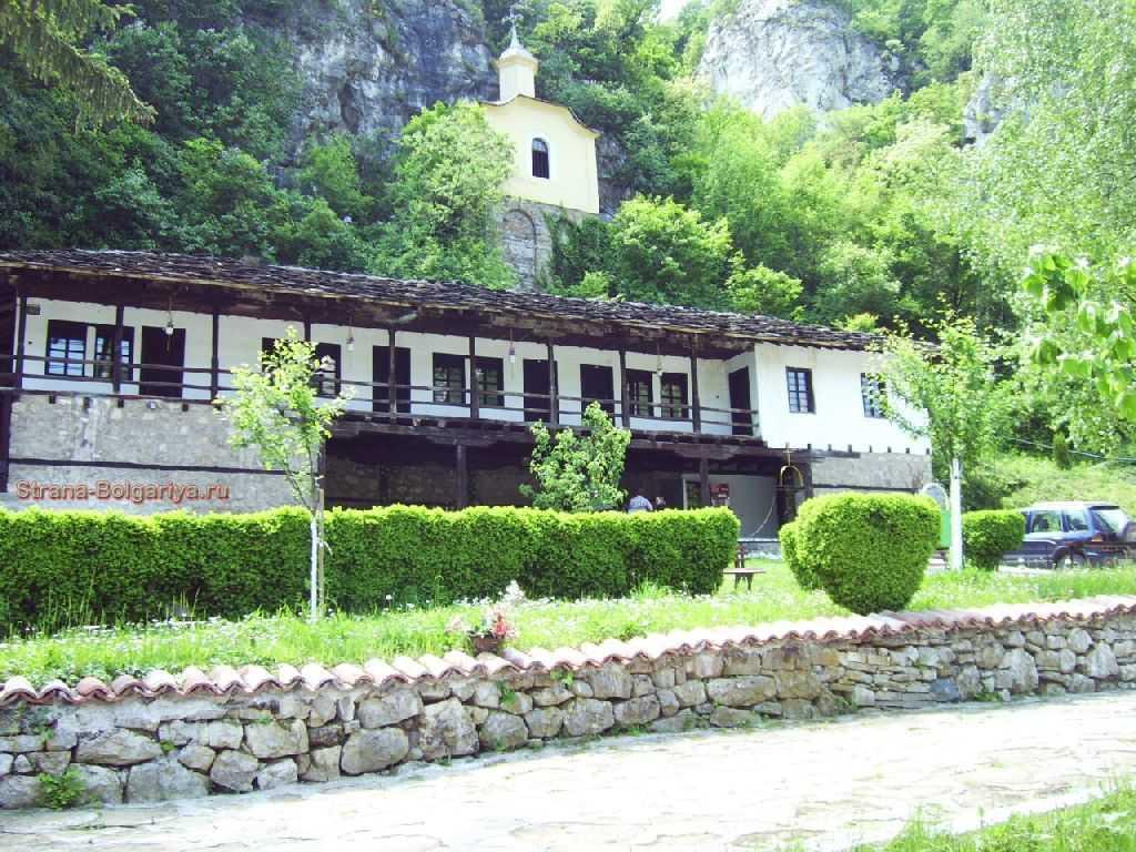 Черепишкий монастырь Успение Богородицы