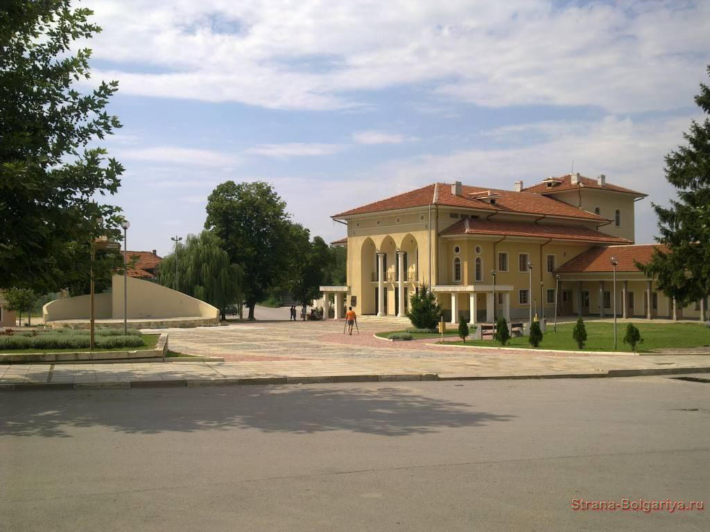 Дом-музей музыканта и композитора Дико Илиева